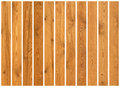 Collection of wood planks textures Royalty Free Stock Photo