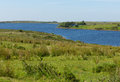 Colliford reservoir bodmin cornwall england uk lake moor Royalty Free Stock Image
