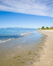 Collingwood new zeland beach south island Royalty Free Stock Images