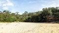 Collins beach ensenada de la primavera Imagen de archivo