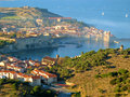 Collioure Stock Image