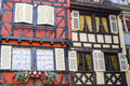 Colmar (Alsace) - Houses Royalty Free Stock Image