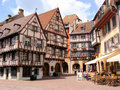 Colmar, France Royalty Free Stock Photo
