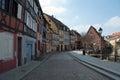 Colmar frankrijk Royalty-vrije Stock Foto's