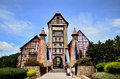 Colmar tropical bukit tinggi resort pahang malaysia april a man is pushing the pram with his daughter coming out from Stock Image