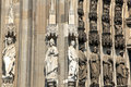 Cologne Cathedral Royalty Free Stock Photography