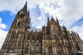 Cologne cathedral of city germany Stock Photo