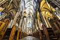Cologne cathedral in germany Stock Image