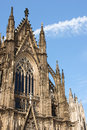 Cologne Cathedral (Koelner Dom) Royalty Free Stock Photo