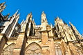Cologne cathedral taken in the germany Royalty Free Stock Image