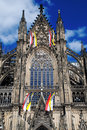 Cologne Cathedral09 Stock Image