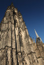Cologne church Royalty Free Stock Image