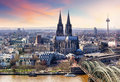 Cologne, Germany Royalty Free Stock Photo