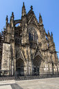 Cologne germany cathedral in Royalty Free Stock Photo