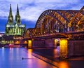 Cologne germany cathedral in Stock Photos