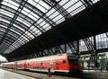 Cologne station Royalty Free Stock Photo