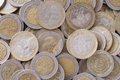 Colombian money Royalty Free Stock Photo