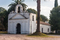 Colonia del Sacramento Church Royalty Free Stock Photo