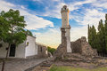 Colonia del sacramento uruguay lighthouse of Royalty Free Stock Photography