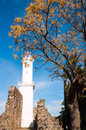 Colonia del sacramento uruguay old lighthouse in Royalty Free Stock Photography