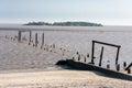 Colonia del Sacramento Uruguay Plata River Royalty Free Stock Photo
