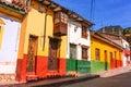 Colonial Street. Bogotá, Co...
