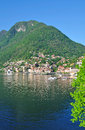Colonno,Lake Como,Comer See,Italy Royalty Free Stock Image