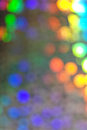 Color abstract background christmas blur Stock Photo