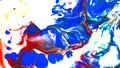 Color abstraction of paint