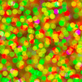 Color Bokeh background Royalty Free Stock Photos