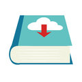 Color book with cloud download service