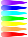 Color bright smears Stock Photo