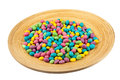 Color candie beans Royalty Free Stock Photos