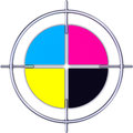Color circle illustration of a Royalty Free Stock Images