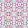 Color decorative seamless pattern with geometric ornamnet. Background for printing on paper, wallpaper, covers, textiles, fabrics Royalty Free Stock Photo