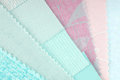 Color design selection pastel for interior Royalty Free Stock Photography