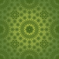 Color of grass seamless pattern fantasy Royalty Free Stock Image