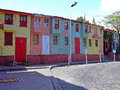 Color houses istanbul in sultanahmet turkey Stock Photos