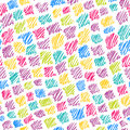 Color pattern Royalty Free Stock Images