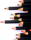 Color pencil 24 Royalty Free Stock Photography