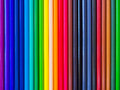 Color pencil. Stock Photo