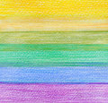 Color pencil background abstract textured Stock Image