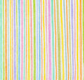 Color pencil background lines textured Royalty Free Stock Images