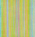 Color pencil background strip line Royalty Free Stock Image