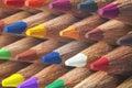 Color Pencils Macro