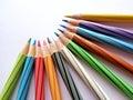 Color Pencils Set Royalty Free Stock Photo