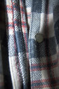 Color plaid Flannel Fabric Texture Royalty Free Stock Photo