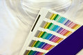 Color scale Royalty Free Stock Photo