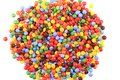 color smarties isolated Royalty Free Stock Photo