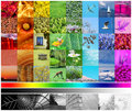 Color Spectrum Royalty Free Stock Image